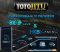 Cara Bermain Provider Dingdong Club Dan HKB Gaming